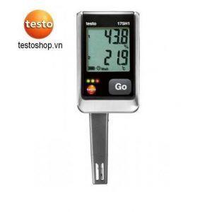 Máy ghi đo Testo 175H-1 đo được nhiệt độ và độ ẩm