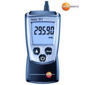 Máy đo áp suất Testo 511 nhỏ gọn