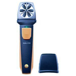 Máy đo Testo 410i dễ dàng đo vận tốc gió hay nhiệt độ