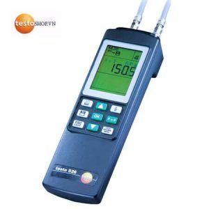 Thiết bị đo áp suất 526-1 đo chênh lệch áp chính xác