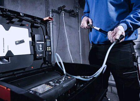 Ứng dụng nhiều trong việc sử dụng thiết bị đo áp suất Testo 324
