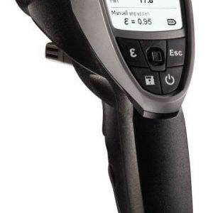 Thiết bị đo ghi nhiệt độ và độ ẩm bằng hồng ngoại của testo 835-h1