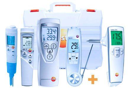 Bộ máy đo kiểm tra thực phẩm một cách chuẩn xác nhất