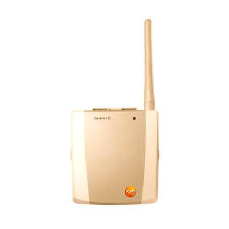 Đầu dò Testo Saveris H3 sử dụng không dây để truyền dữ liệu tới hệ thống trung tâm