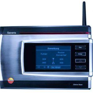 Máy đo Testo Saveris Base - hệ thống giám sát tập trung