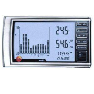 Máy ghi nhiệt độ và độ ẩm Testo 623