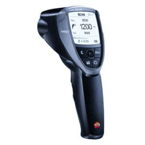 Máy đo ghi nhiệt độ Testo 835 T2 đo ghi nhiệt độ chính xác