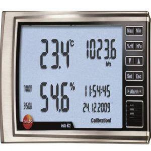 Máy đo Testo 622 đo chuyên dụng nhiệt độ, độ ẩm và áp suất không khí