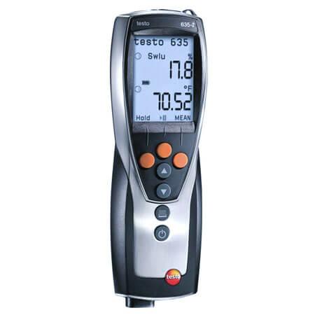 Máy đo Testo 635-2 chuyên dụng