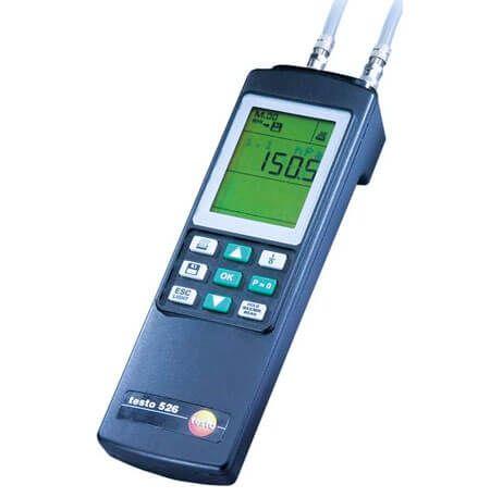 Máy đo Testo 526-2 dùng trong nhiều lĩnh vực