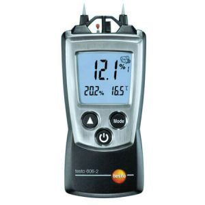 Máy ghi độ ẩm testo 606-2 chuyên dùng đo ghi độ ẩm vật liệu gỗ, vật liệu xây dựng