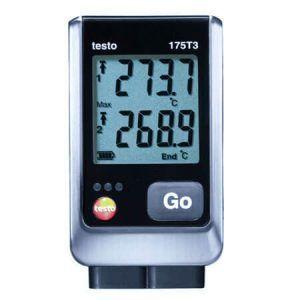 Máy ghi nhiệt độ testo 175 T3