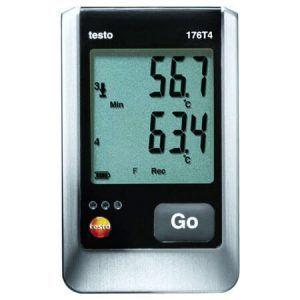 Máy ghi nhiệt độ testo 176 T4 mới nhất